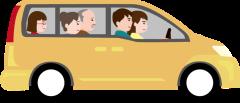 carpooliing